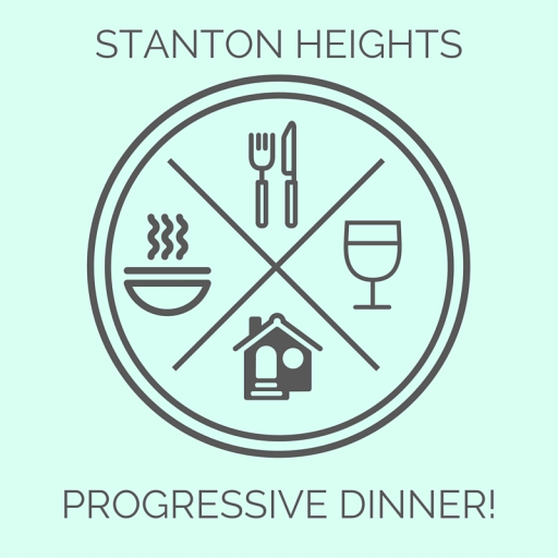 Neighborhood Progressive Dinner 2016
