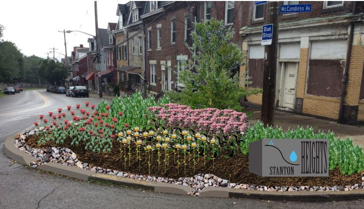 Stanton Heights Receives $10,000 PWSA Grant