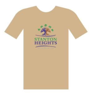 Order your Exclusive Stanton Heights T-shirt Today!